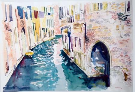 Venice in Summer